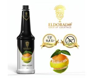 Gluténmentes Eldorado Sweet And Sour szirup 0,8