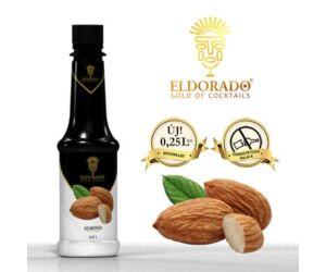 Kis Üveges Eldorado mandula szriup 0,25