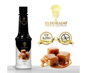 Kis Üveges Eldorado karamell szirup 0,25