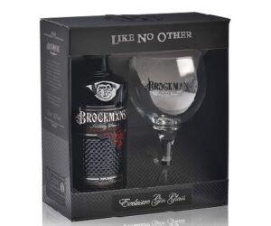 Brockmans Premium Gin - 0,7L (40%) pdd.+ pohár