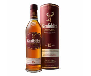 Glenfiddich 15 years whisky 0,7L 40%