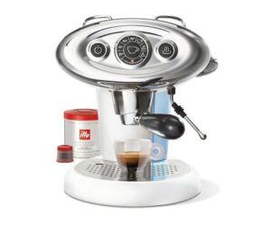 Illy Francis Francis X7.1 Iper kapszulás kávéfőzőgép, fehér