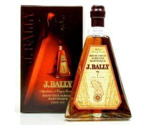 J.Bally 7 years rum 1L 45% pdd.