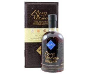 Malecon Rum 1985 Seleccion Esplendida rum 0,7L 40% bőr dd.