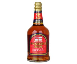 Pussers Original Spiced Rum 35%