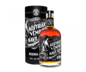 Austrian Empire Reserva 1863 Navy Rum 0,7L 40% dd.