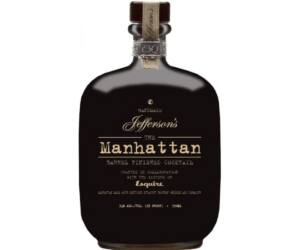 Jeffersons Manhattan cocktail 34% 0,75