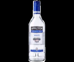Appleton White rum 0,7L 37,5%