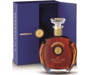 Brugal Siglo de Oro rum dd. 0,7L 40%