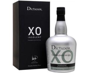 Dictador XO Insolent rum 25 éves dd. 0,7L 40%