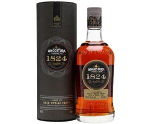 Angostura 1824 12 éves rum dd 0,7L 40%
