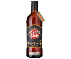 Havana Club Anejo 7 years rum 0,7L 40%