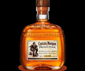 Captain Morgan Private Stock rum 1L 40%
