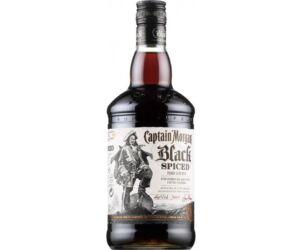 Captain Morgan Black Spiced rum 1L 40%