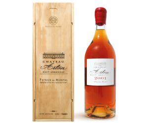 Armagnac Chateau Arton 2001 armagnac 0,7L 45% fa dd.