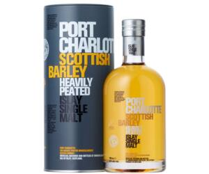 Port Charlotte Scottish Barley whisky fém dd.0,7L 50%