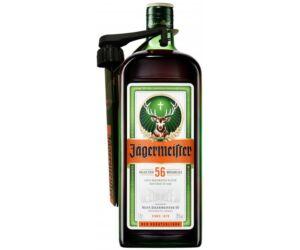 Jägermeister 1,75L 35% + pumpa