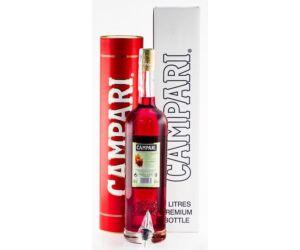 Campari Bitter 3L 25% dd.+ kiöntő