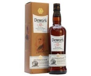 Dewars 12 years -The Ancestor- 0,7 40% pdd.