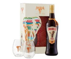 Amarula Cream 0,7 17% pdd.+ 2 pohár