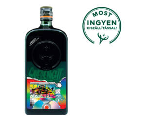 Jagermeister X Fork Imre Limited Edition 1L 35%