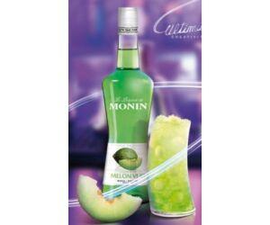 Monin Zöld Dinnye likőr (Green Melon) 0,7L