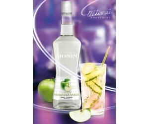 Monin Zöldalma likőr (Green Apple) 0,7L