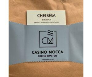 Casino Mocca - Chelbesa Etiópia szemes kávé eszpresszónak - 200 gr