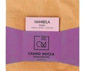 Casino Mocca - Hambela Etiópia szemes kávé filternek - 200 gr