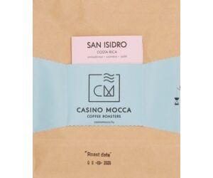 Casino Mocca - San Isidro Costa Rica szemes kávé filternek - 200 gr
