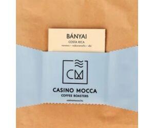 Casino Mocca - Bányai (Costa Rica) szemes kávé eszpresszónak - 200 gr