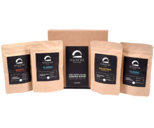 Daisuke Kávéválogatás ajándékcsomag - 4*50g