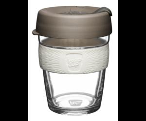 KeepCup Brew Café üveg pohár kávés termosz LATTE 360 ml