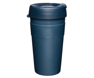 KeepCup Thermal Café üveg pohár kávés termosz SPRUCE 454 ml
