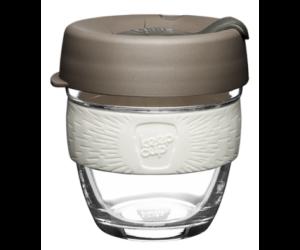KeepCup Brew Café üveg pohár kávés termosz LATTE 240 ml