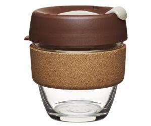 KeepCup caferange to go parafa/üveg pohár almond 240 ml