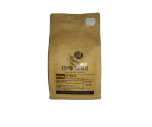 Monterosa Etiópia Kochere 100% natúr arabica szemeskávé 250g