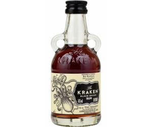 Kraken Black Spiced mini 47% 0,05L
