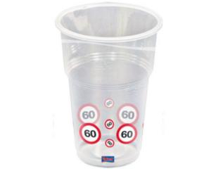 Lépd át a határt pohár 60.születésnapra 350 ml 10 db/cs