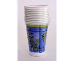 Olajbogyós pohár 200 ml 10 db/cs