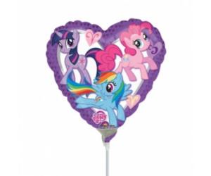 23 cm-es My Little Pony fólia lufi