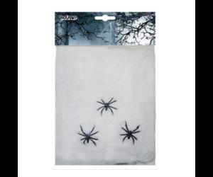 Pókháló három pókkal