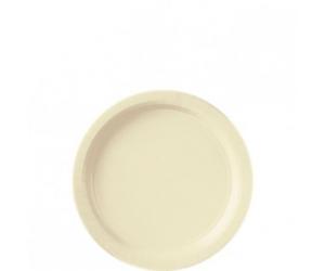 Ivory papír tányér 18 cm 8 db/cs