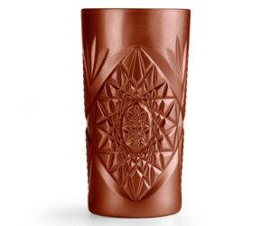 Hobstar long drinkes pohár réz színű 474 ml