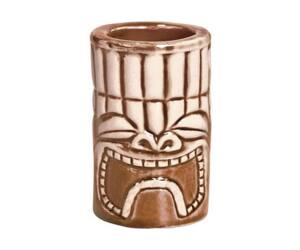 Tiki pohár Angry shot barna