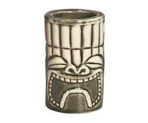 Tiki pohár Angry shot szürke