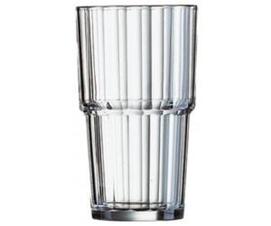 Norvege long drink pohár rakásolható 270 ml 6db/cs