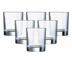 Islande vizes pohár 200 ml 6db/cs