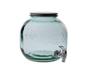 Limonádés üveg csappal 6L