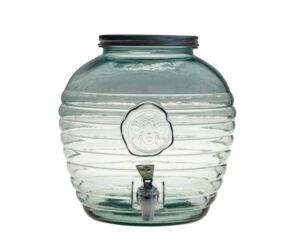 Limonádés üveg csappal 8L